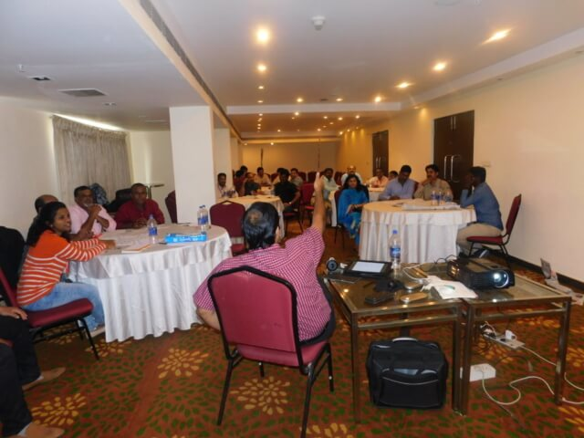 Training & Programs at Aurobindo Realty
