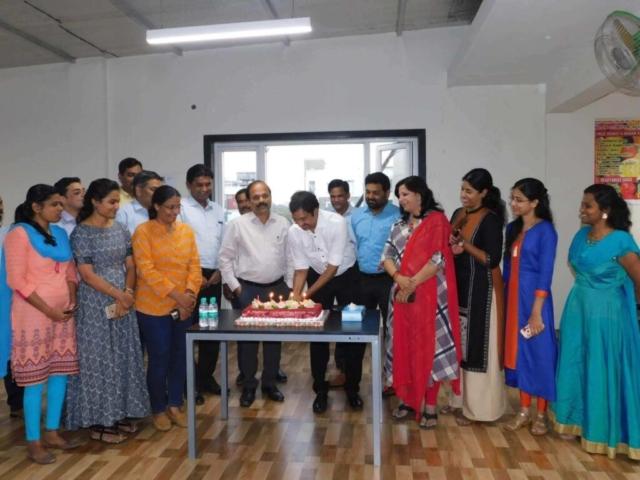 Birthday Celebrations at Aurobindo Realty
