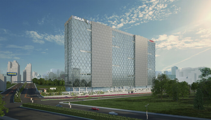 Aurobindo Galaxy Towers - Office Space in Hitech City