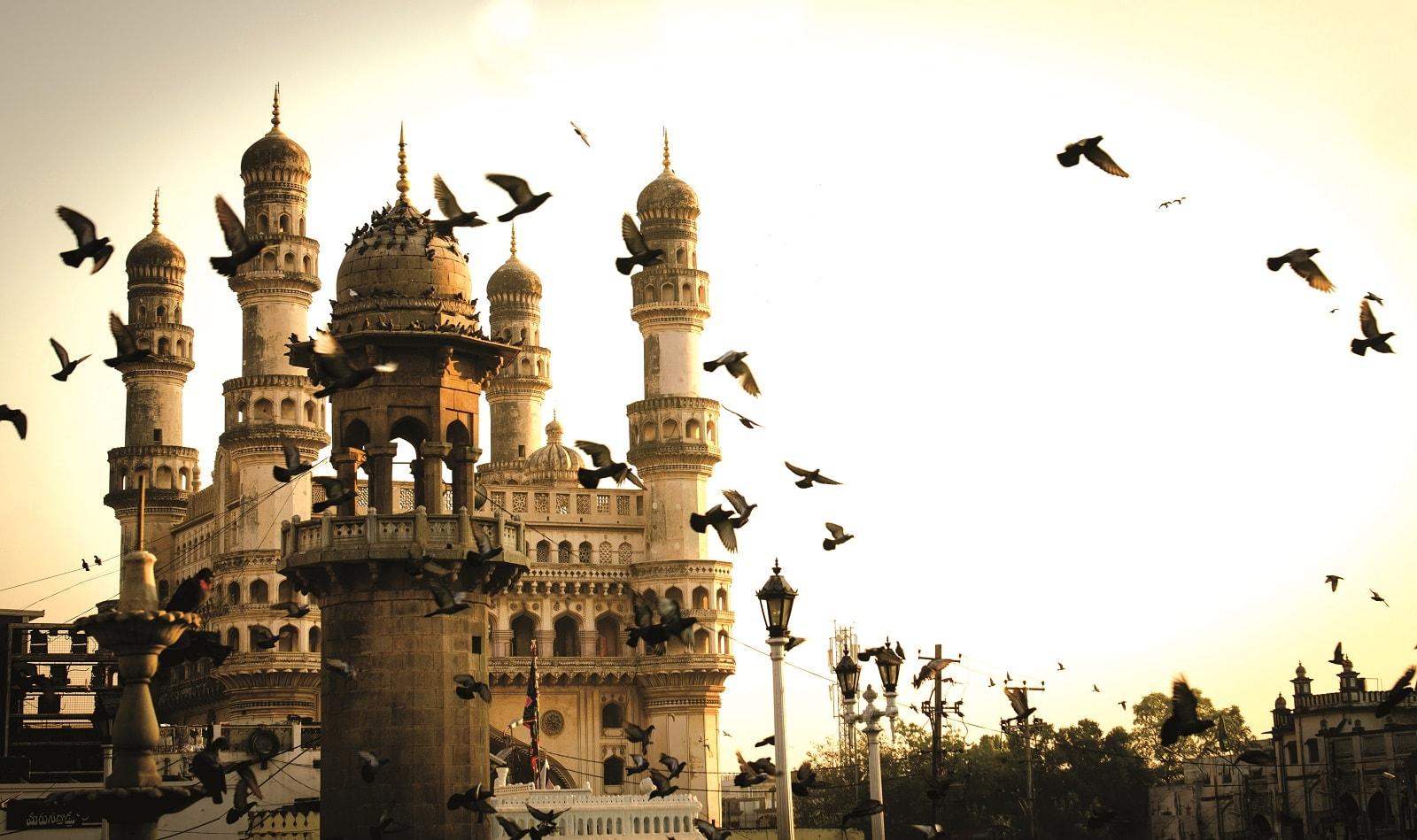 Hyderabad's-Architecture