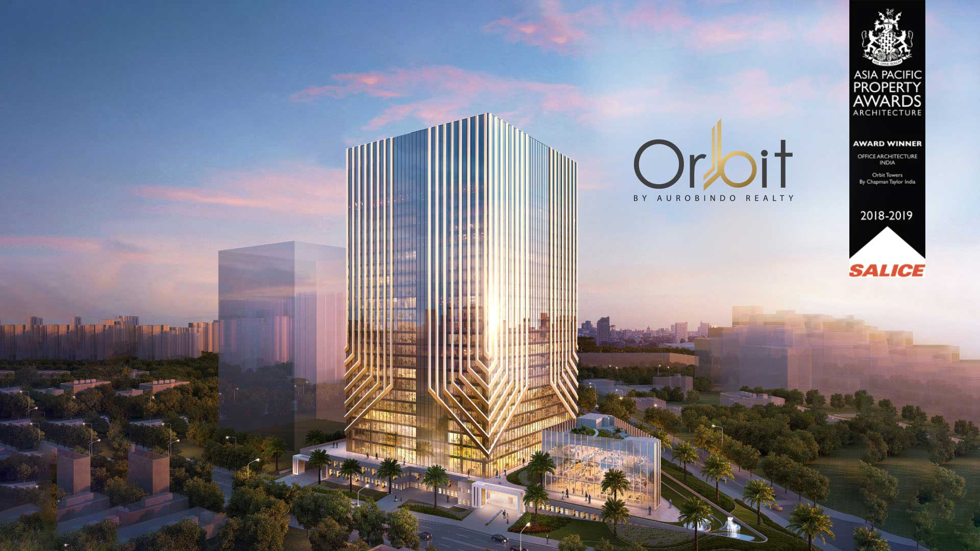 Aurobindo Orbit - Office Space in Hitech City